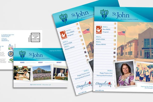 Print Design: Brochures, Booklets, and Postcards