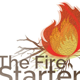 Fire Illustration, Concep Illustrating: Starting New Things