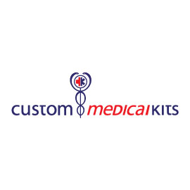 Custom Medical Kits, logo design