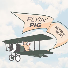 Flyin' Pig, Beer & Wine, PA